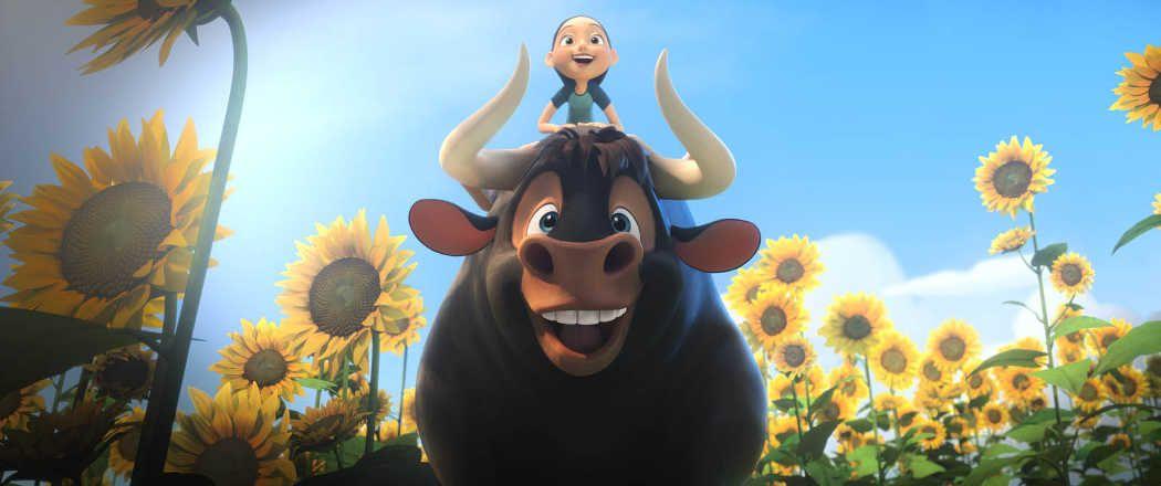 Ferdinand se escapa y hace una nueva amiga