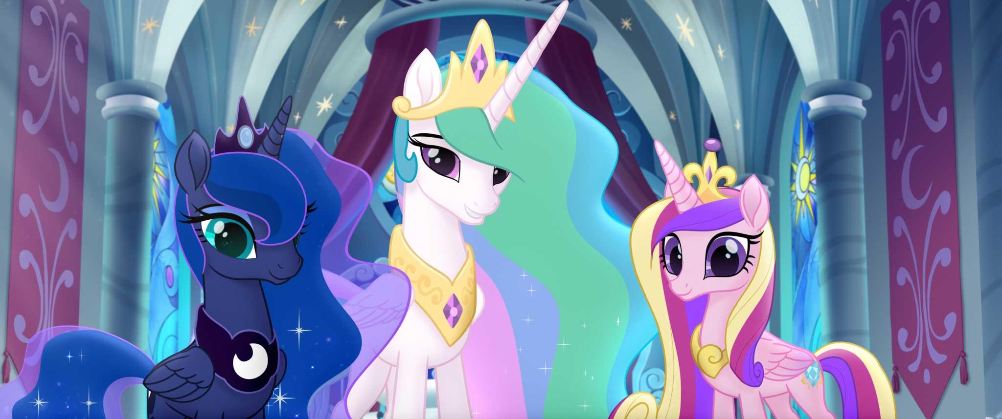 Critica My Little Pony La Pelicula Las Ponys Cuquis Y Guerreras