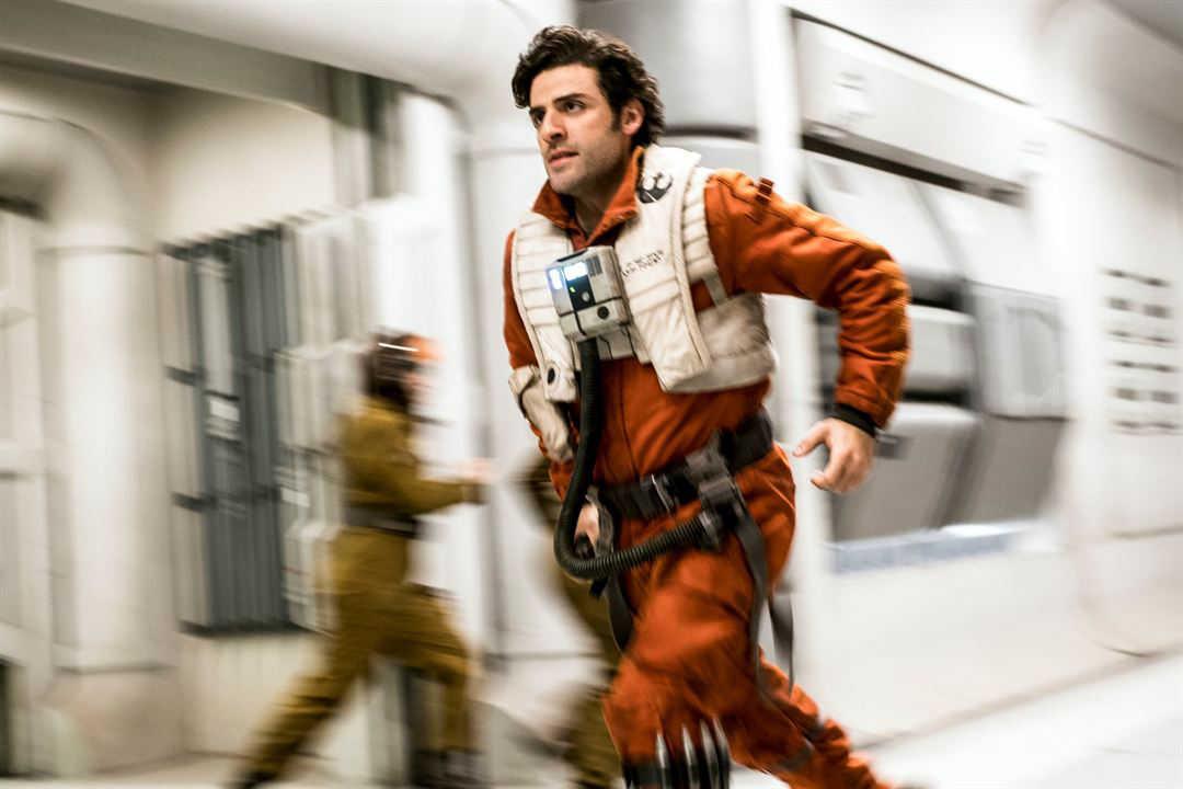 """Oscar Isaac en """"Star Wars 8: Los últimos Jedi"""""""