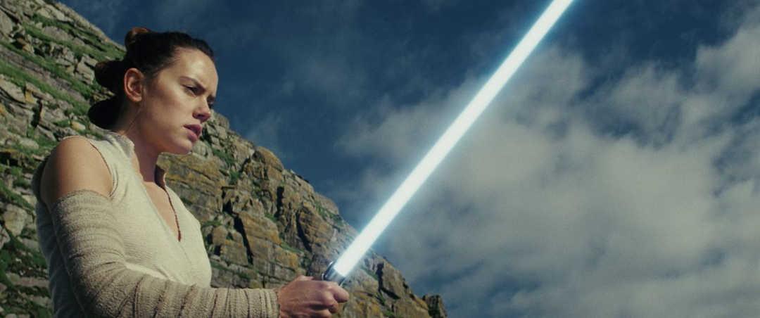 Daisy Ridley es la heroína de esta nueva entrega