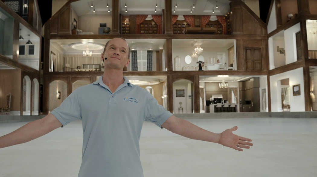 Neil Patrick Harris interpreta a Jeff Lonowski.