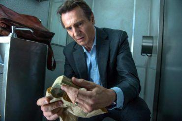 """Liam Neeson es """"El pasajero"""""""