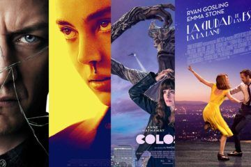 Listado películas imprescindibles de 2017