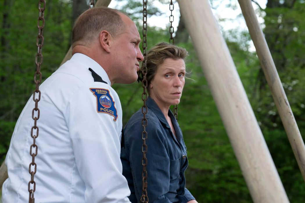 Frances McDormand y Woody Harrelson protagonizan esta historia