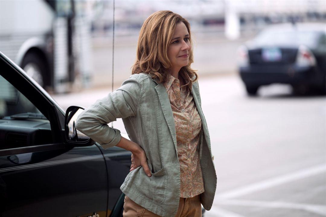 "Jenna Fischer en la película ""15:17 Tren a París"""