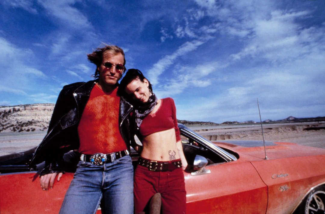 "Woody Harrelson y Juliette Lewis son ""Asesinos natos"""