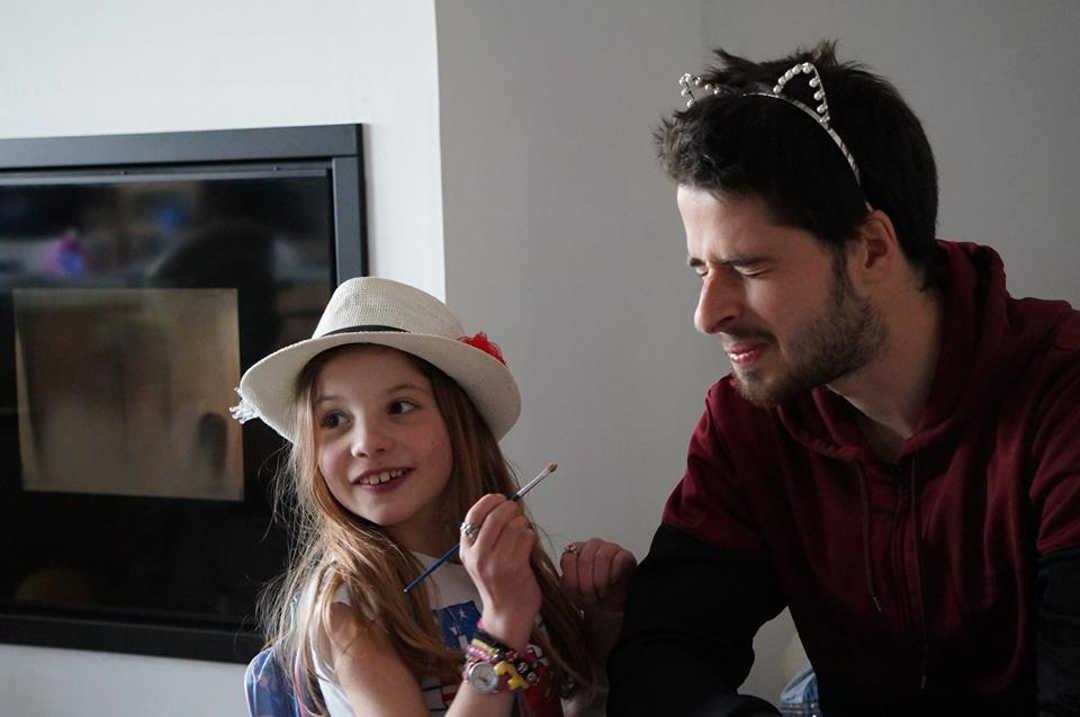 """Imagen del documental francés """"Ganar al viento"""""""