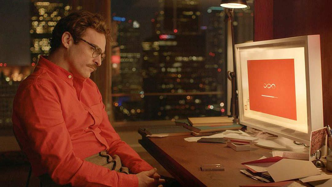 "Joaquin Phoenix protagoniza ""Her"""