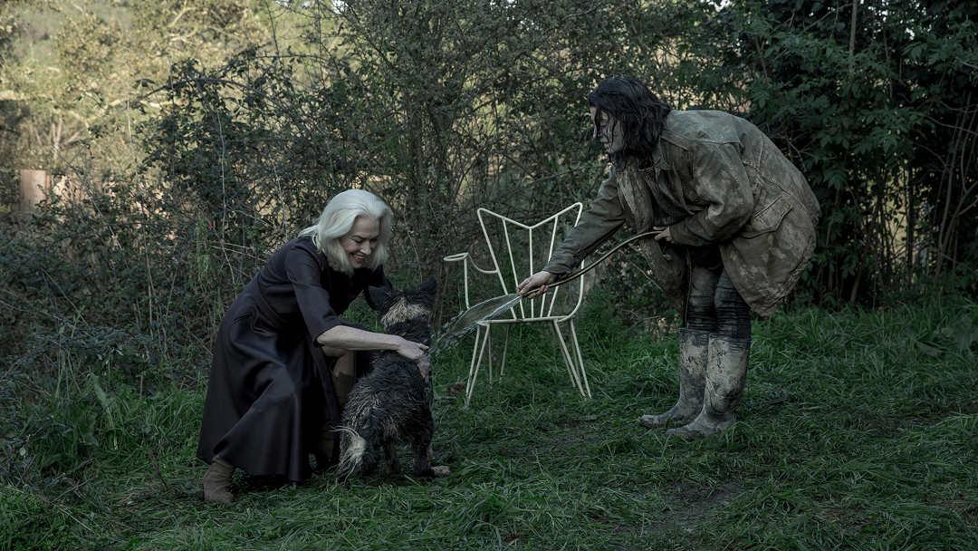 """Bárbara Lennie y Susi Sánchez en """"La enfermedad del domingo"""""""