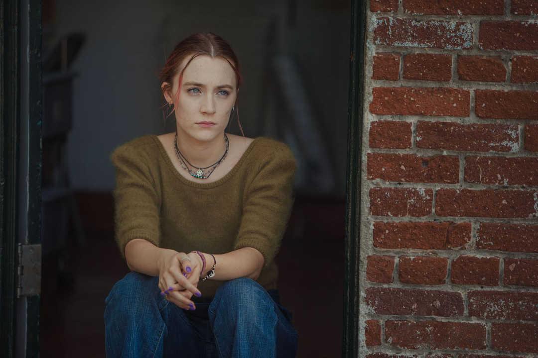 Saoirse Ronan, la protagonista de Lady Bird