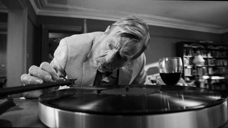 """Timothy Spall en la película """"The Party"""""""