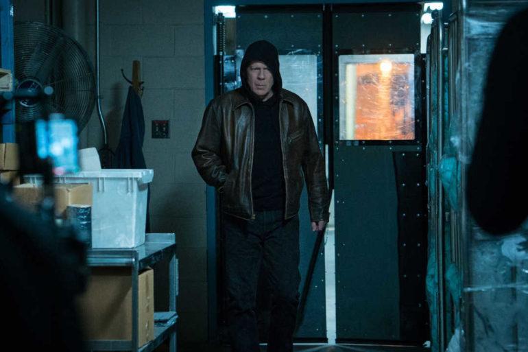 """Bruce Willis en la película """"El justiciero"""" (2018)"""