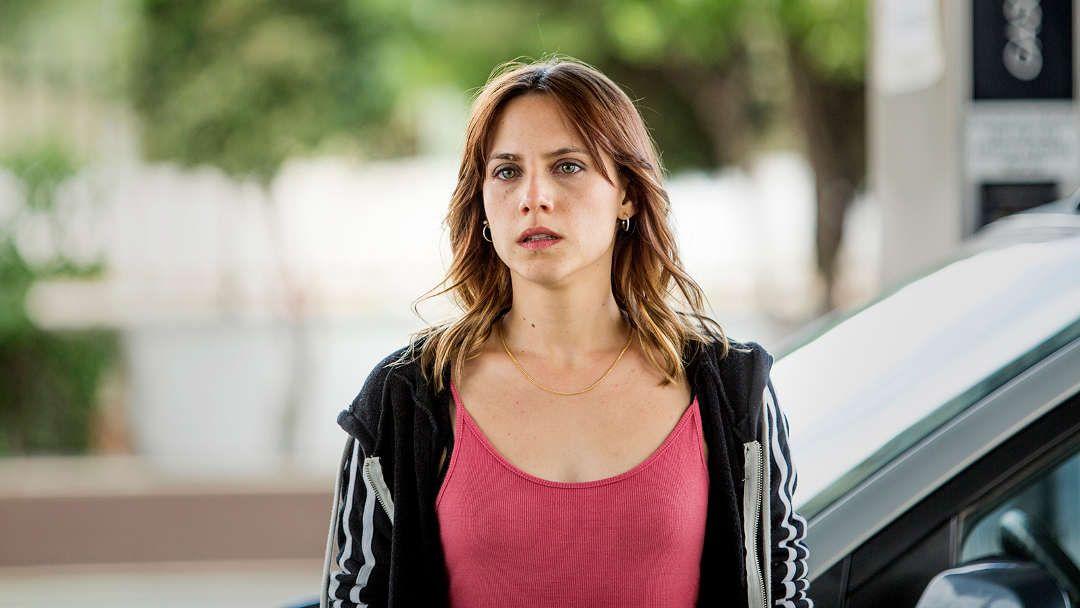 """Aura Garrido forma parte del reparto de """"El aviso"""""""