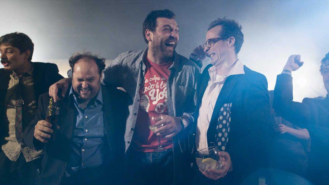 Hovik Keuchkerian, Jordi Vilches, Raúl Fernández de Pablo, Fele Martínez y Juan Manuel Cifuentes
