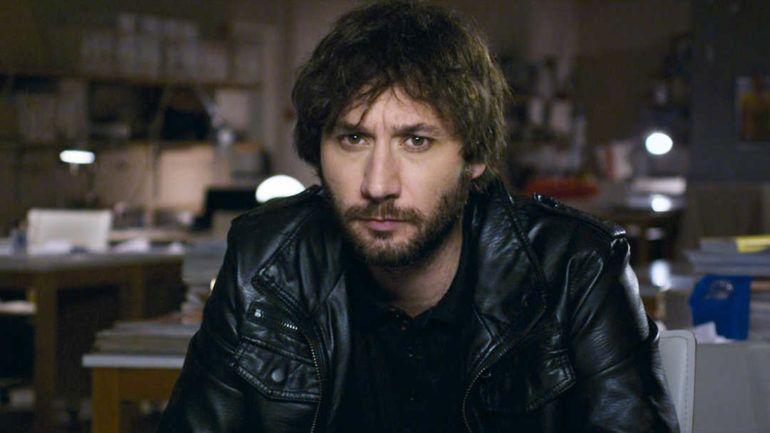 Raúl Fernández de Pablo en la película