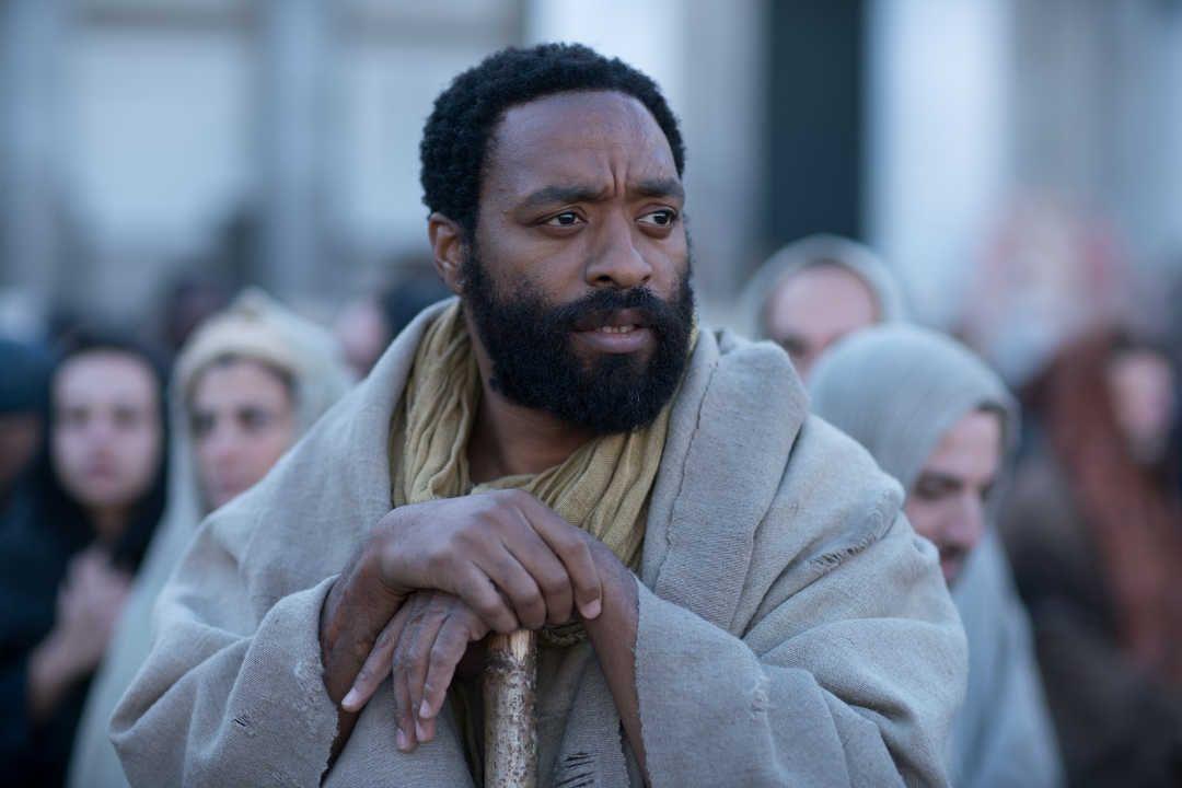 """Chiwetel Ejiofor en la película de """"María Magdalena"""""""