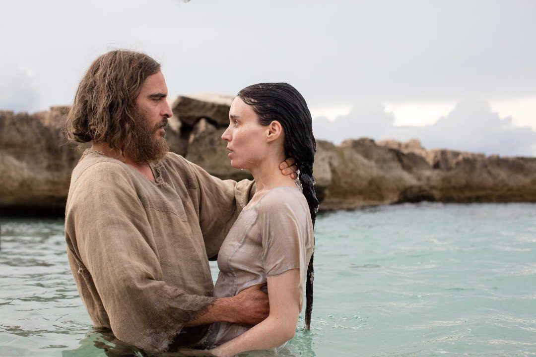 Joaquin Phoenix y Rooney Mara protagonizan la película