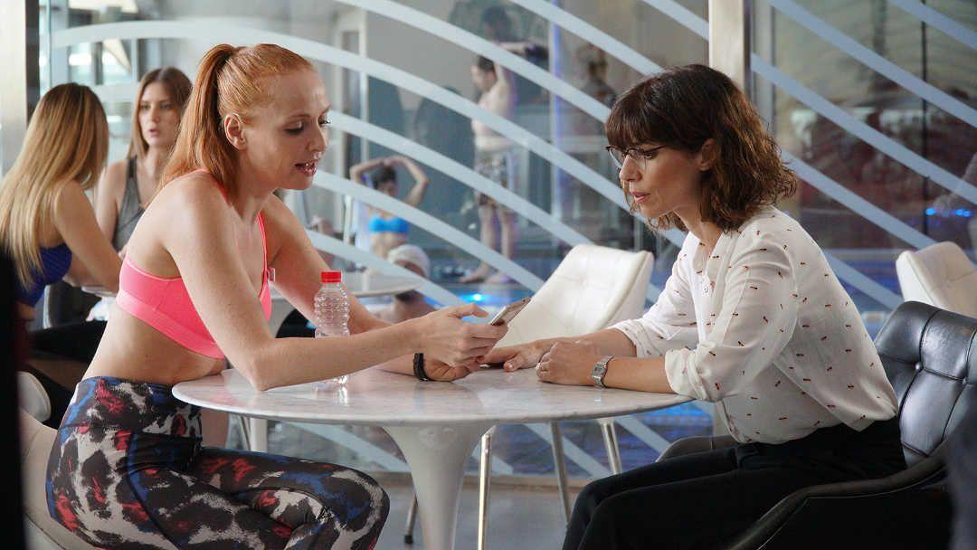 """Cristina Castaño y Maribel Verdú, dos """"grandes amigas"""""""