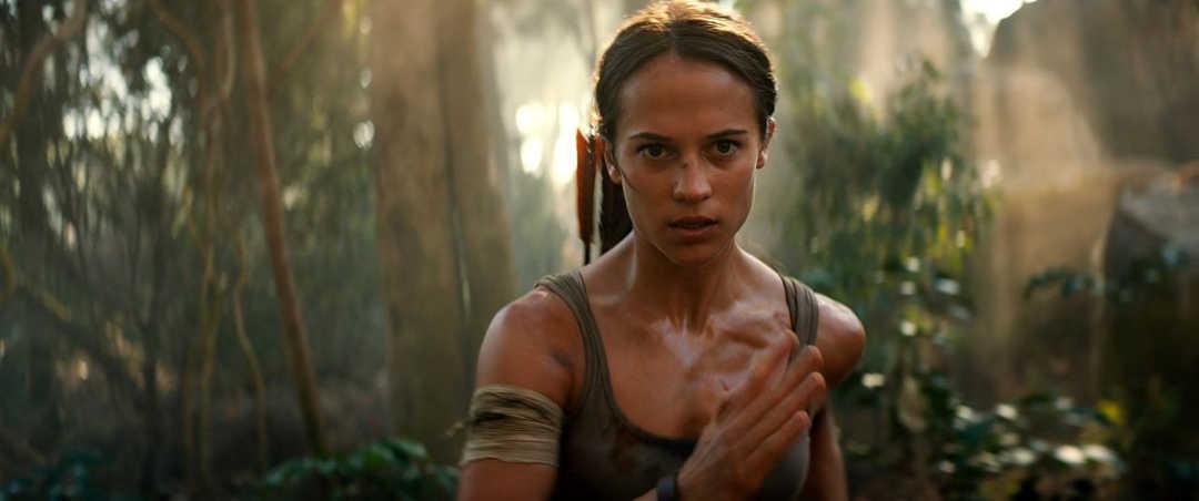 """Alicia Vikander es Lara Croft en """"Tomb Raider"""""""