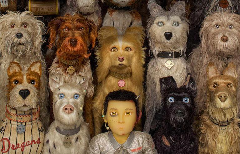 """Imagen de la película """"Isla de perros"""" (2018)"""