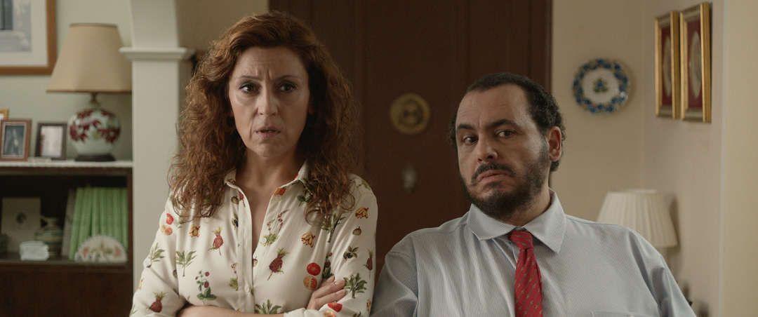 Pepa Aniorte y Joaquín Núñez en la película