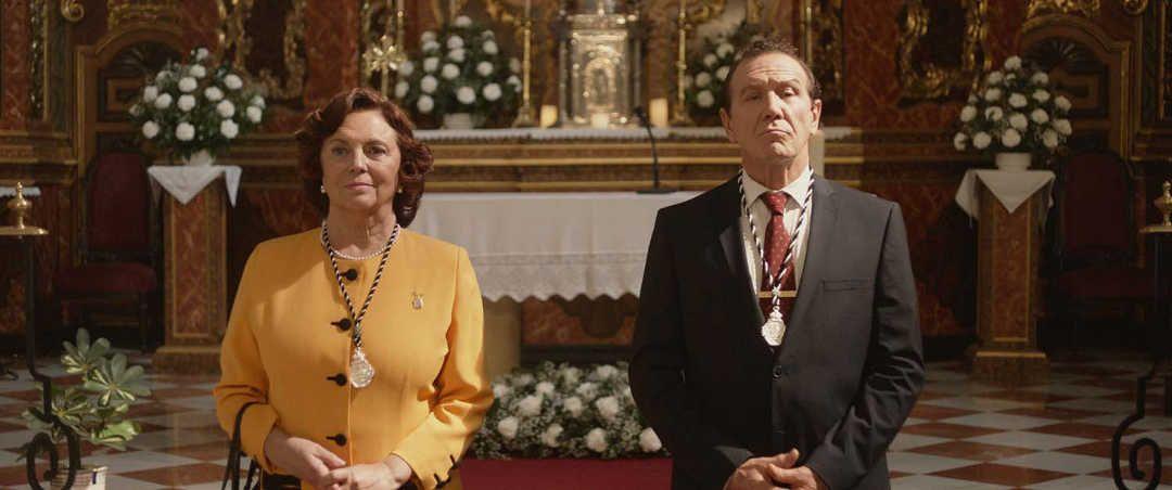 """Gloria Muñoz y Juan Gea en """"Mi querida cofradía"""""""