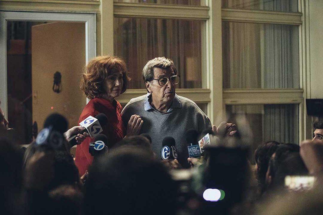 Al Pacino y Kathy Baker protagonizan la cinta