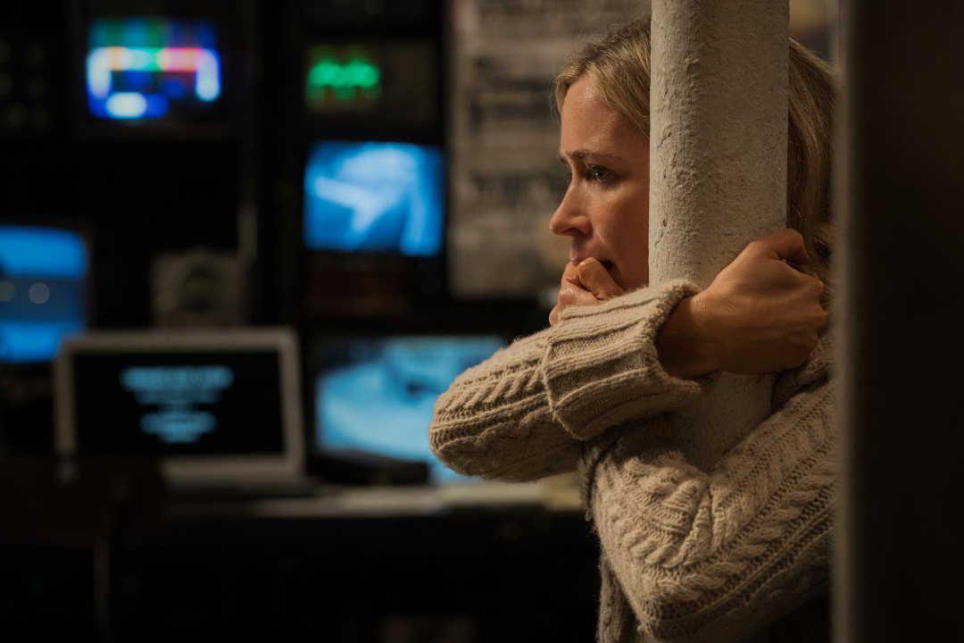 """Emily Blunt en la película """"Un lugar tranquilo"""""""