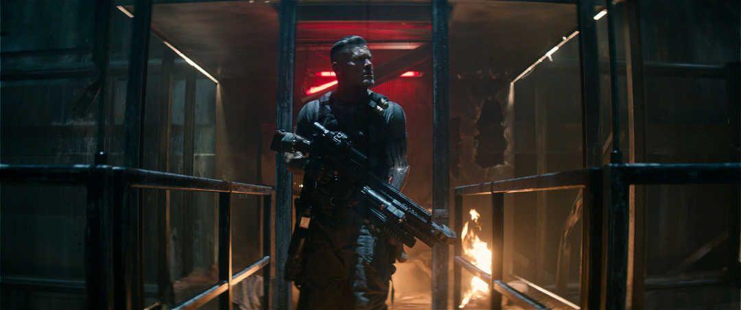 """Josh Brolin en la segunda entrega de """"Deadpool 2"""""""
