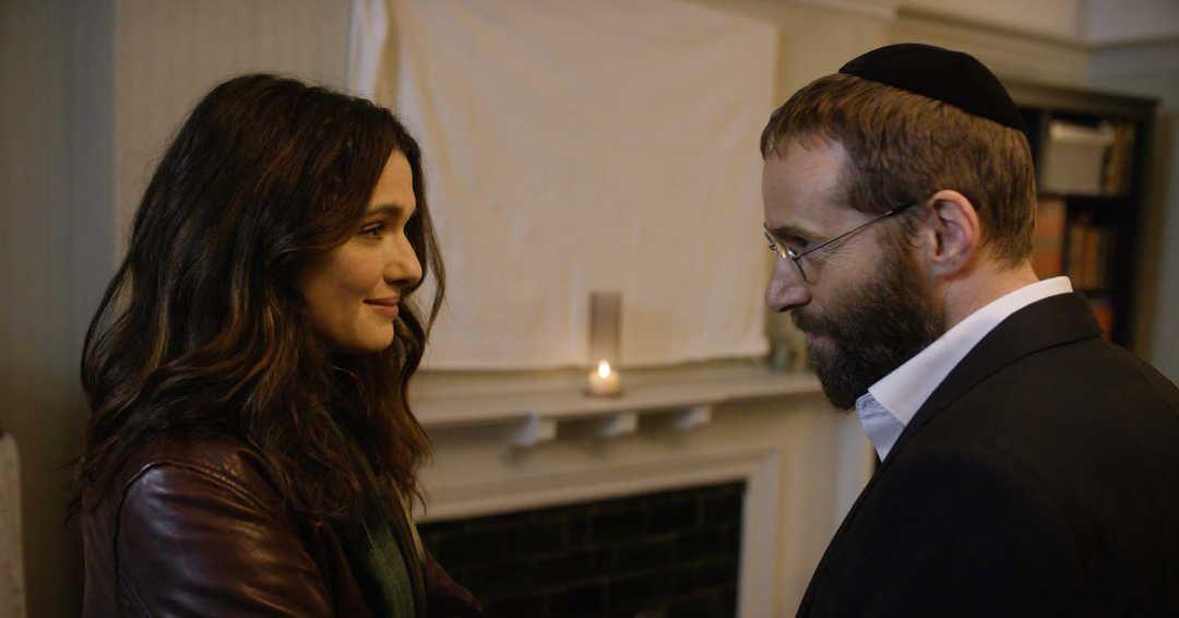 Alessandro Nivola y Rachel Weisz en una escena