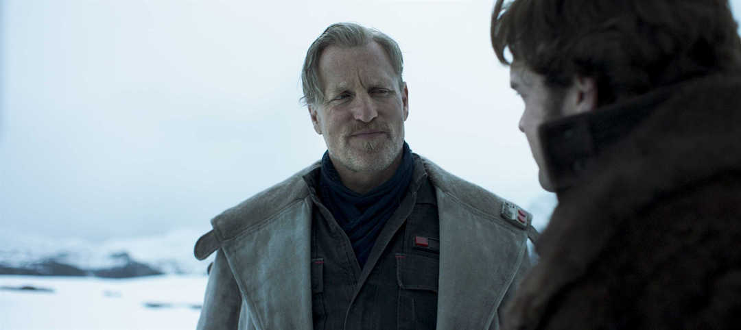 Woody Harrelson en lo nuevo de Star Wars