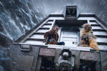 """Una escena de """"Han Solo: Una Historia de Star Wars"""""""
