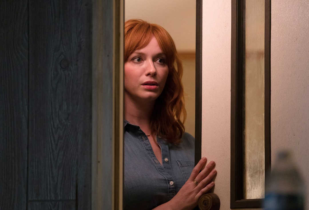 Christina Hendricks protagoniza la secuela de Los Extraños