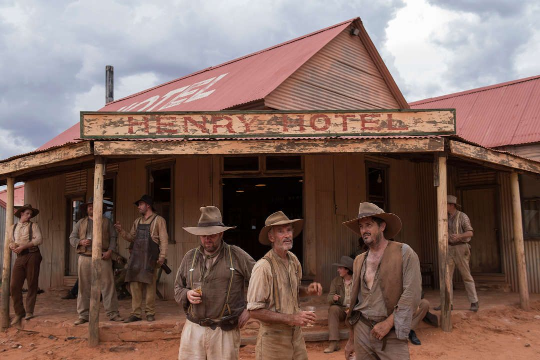 """Sweet Country"", un western australiano"