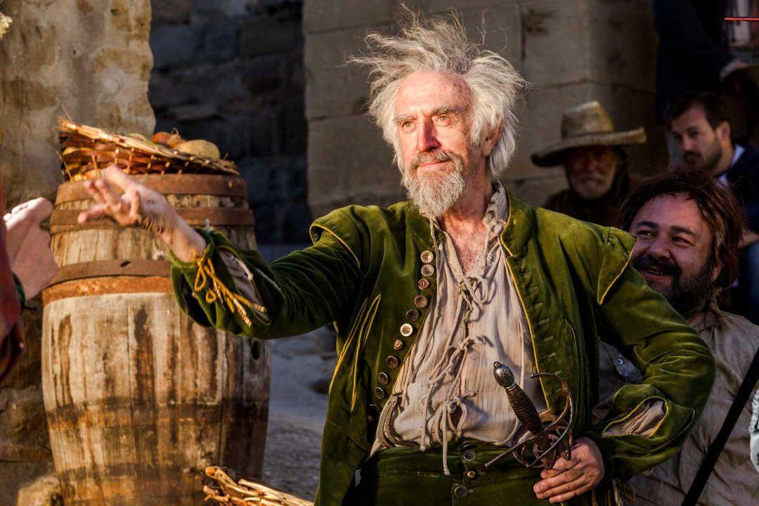 Jonathan Pryce es Don Quijote de La Mancha