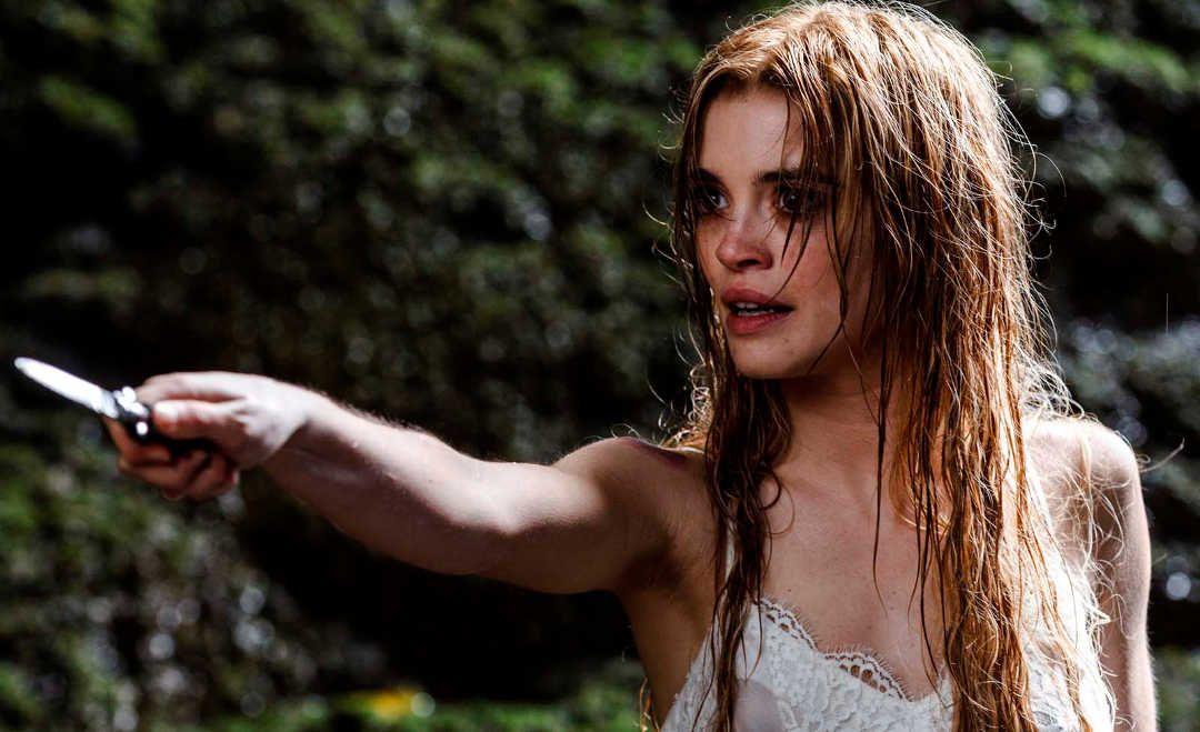 Joana Ribeiro esAngélica o Dulcinea, depende de la escena