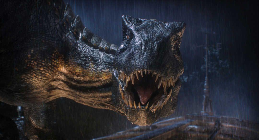 Jurassic World 2: El reino caído es la entrega con mayor número de dinosaurios