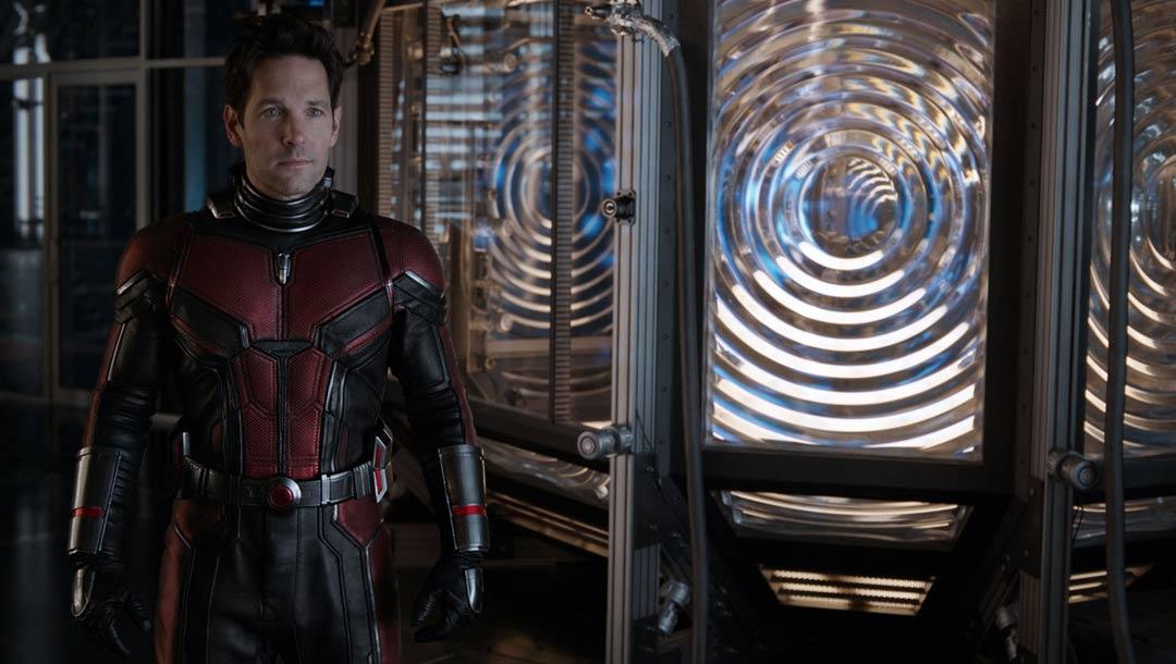 Paul Rudd es Ant-Man