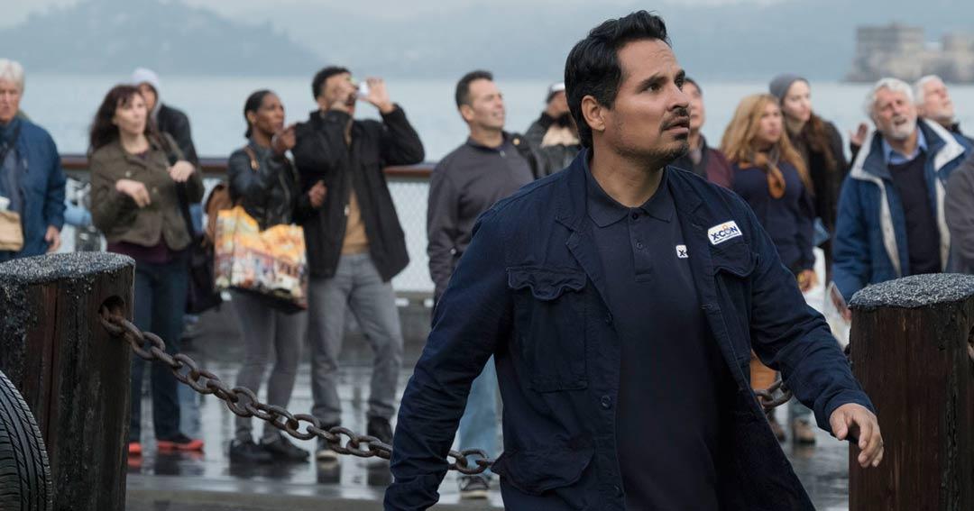 Michael Peña en la película