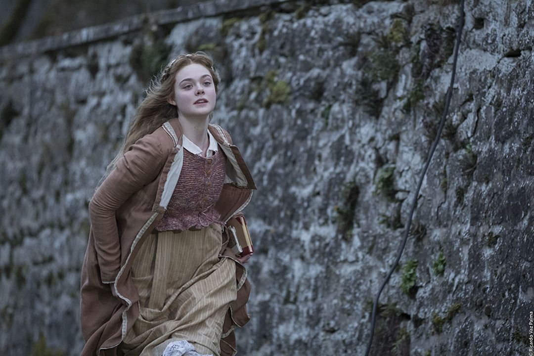 "Elle Fanning interpreta a Mary Shelley - Crítica de la película ""Mary Shelley"""