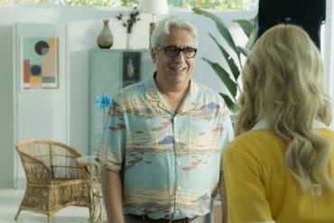 """Leo Harlem en la película """"El mejor verano de mi vida"""""""