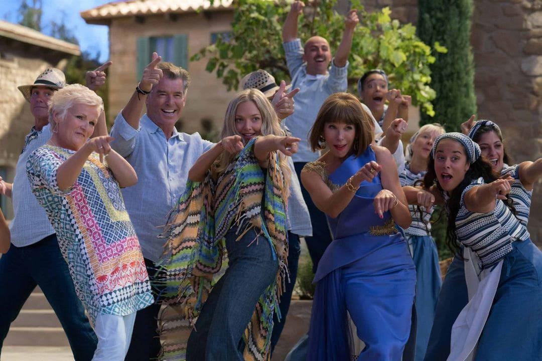 Amanda Seyfried, Christine Baranski, Julie Walters y Pierce Brosnan vuelven a la carga