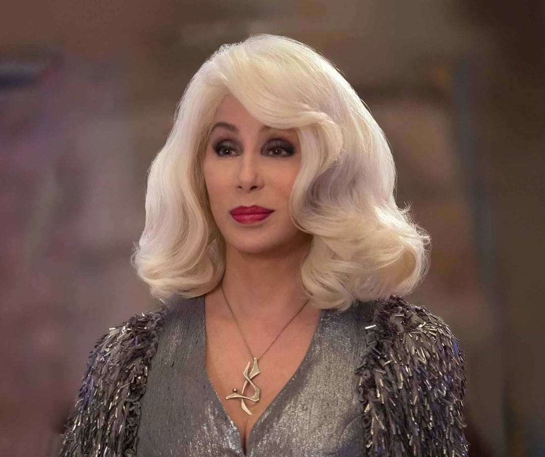 """Cher en """"Mamma Mia! Una y otra vez"""""""