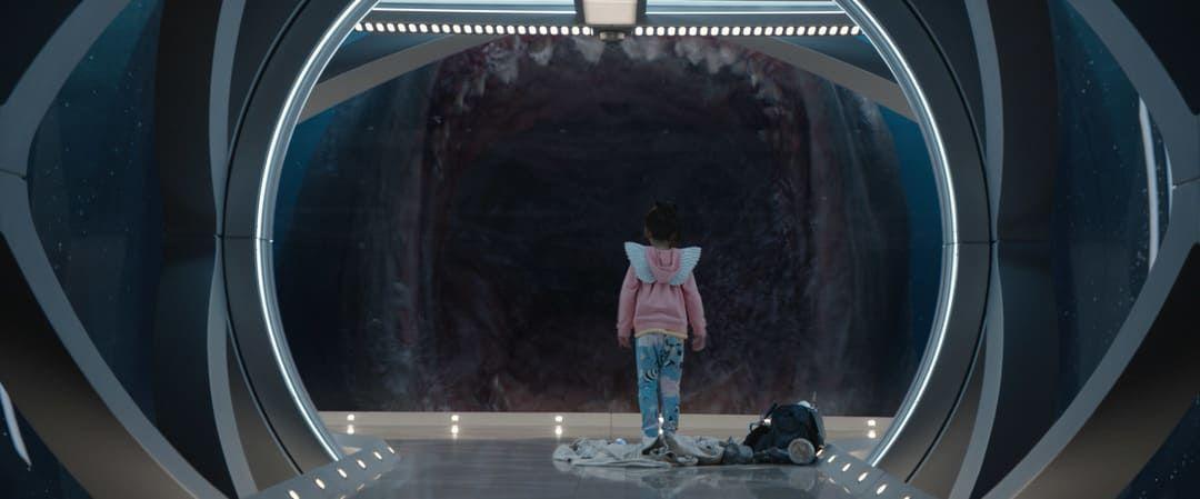 Los dientes del Megalodón hacen su aparición en la película - Crítica de Megalodón (The Meg)