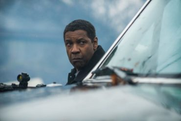 "Denzel Washington en la película ""The equalizer 2"""