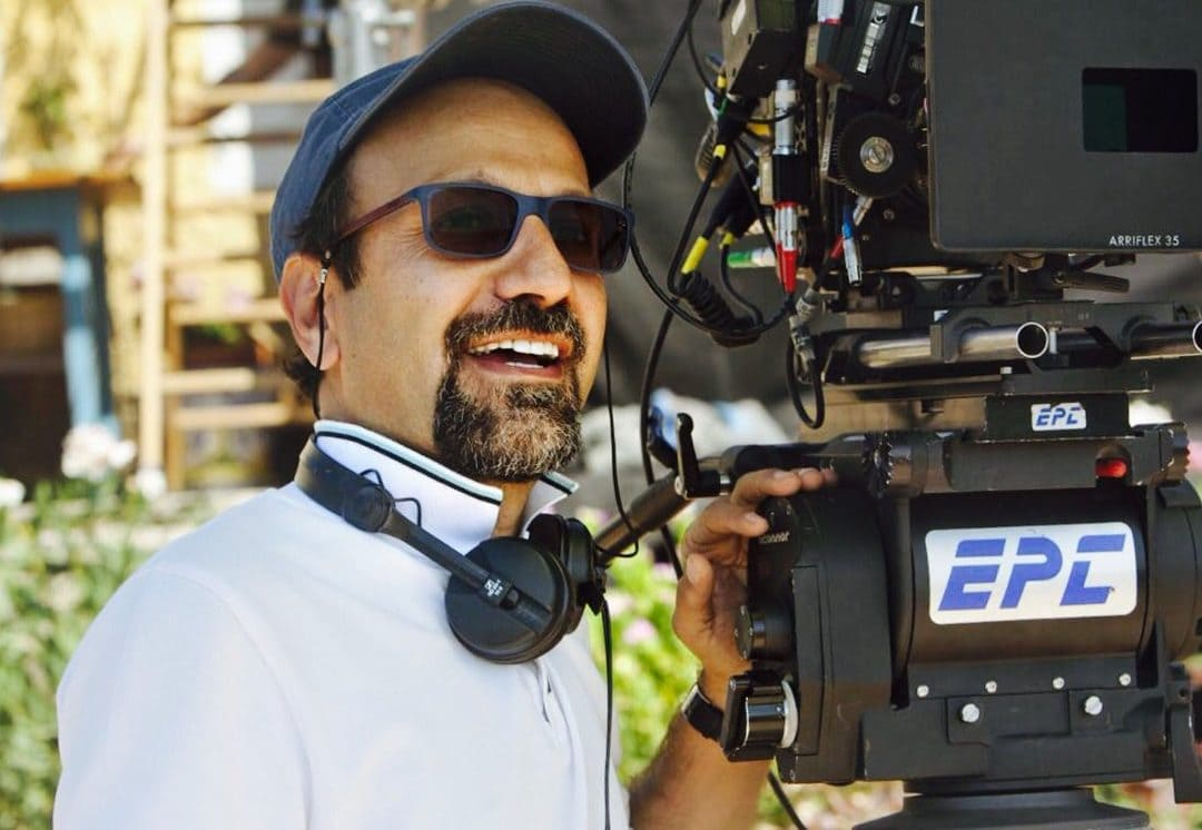 Asghar Farhadi, director de Todos lo saben
