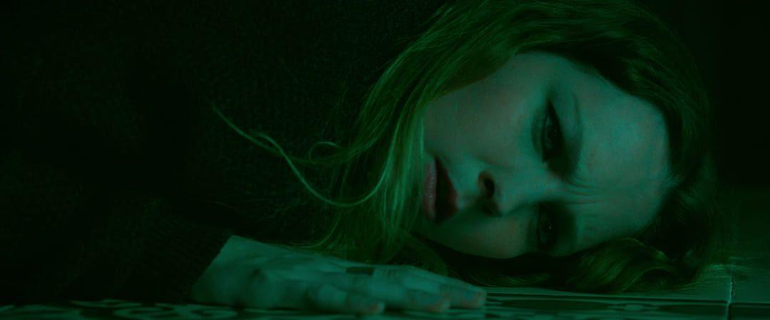 Clare Durant es Álex en la película