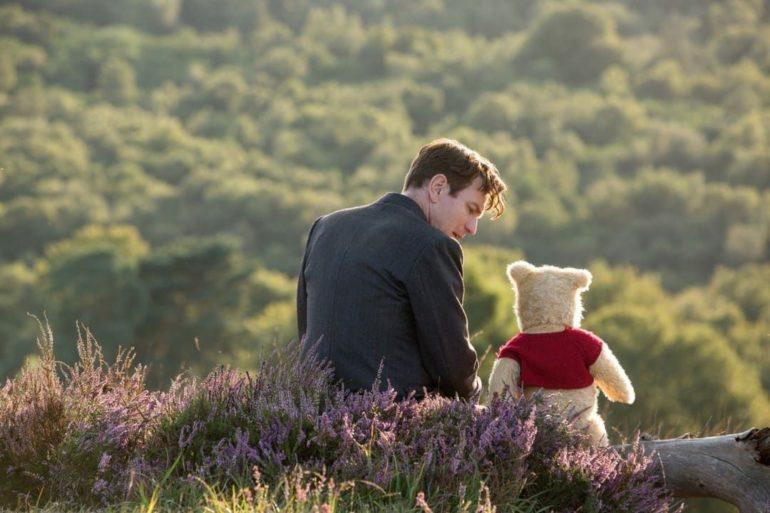 "Ewan McGregor y Winnie The Pooh en ""Christopher Robin"""