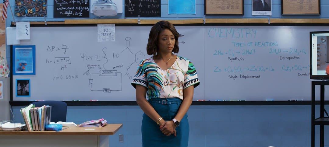 Tiffany Haddish en una escena de la película