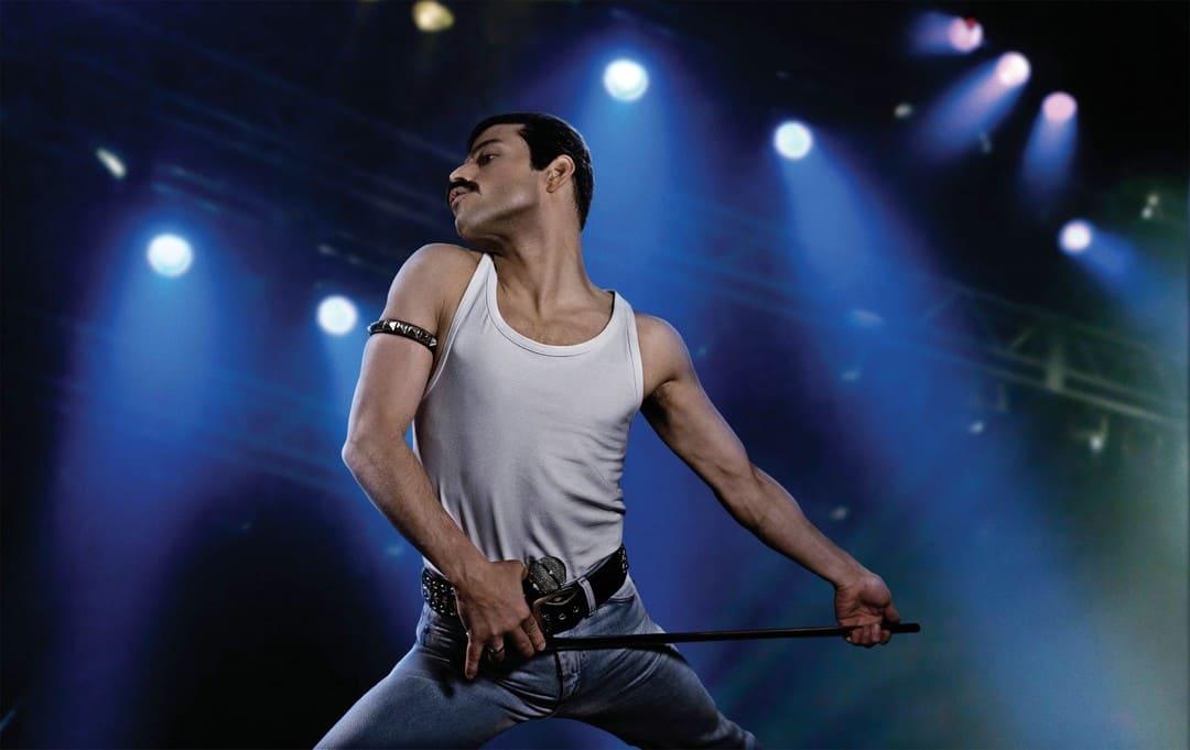Rami Malek es Freddie Mercury
